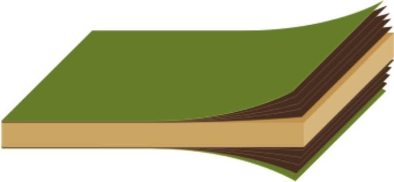 HPL Verbundelement